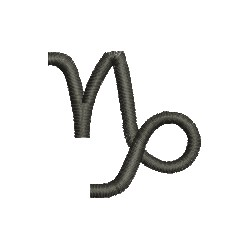 Máscara 168 - Capricórnio