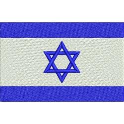 Bandeira de Israel em 04 Tamanhos