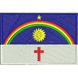 Bandeira de Pernambuco - Três Tamanhos