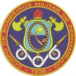 Corpo de Bombeiro Militar de Pernambuco - Três Tamanhos