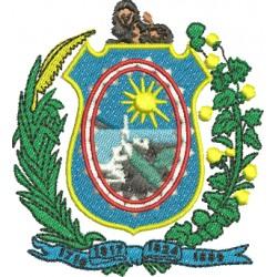 Brasão do Estado de Pernambuco - Três Tamanhos