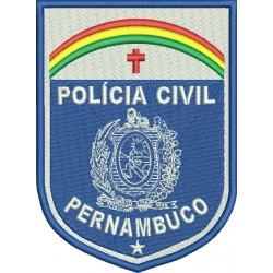 Polícia Civil de Pernambuco - Três Tamanhos