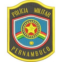 Polícia Militar de Pernambuco 01 - Três Tamanhos