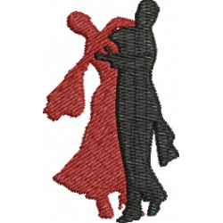 Casal Dançarino 06