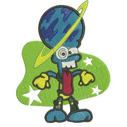 Alien 10 - Três Tamanhos