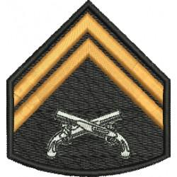 Divisa Cabo Polícia Militar Com Fundo