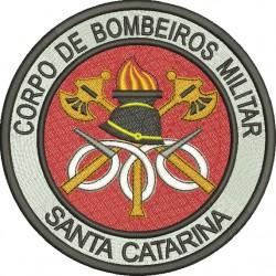 Bombeiros Santa Catarina - Três Tamanhos