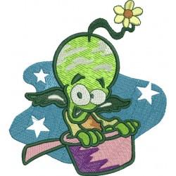 Alien 16 - Três Tamanhos