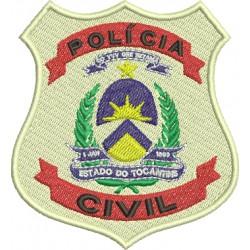 Brasão Polícia Civil Tocantins