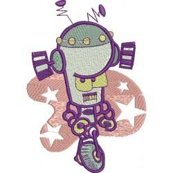 Alien 04 - Três Tamanhos