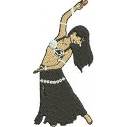 Dançarina 07