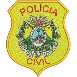 Polícia Civil do Acre - Três Tamanhos