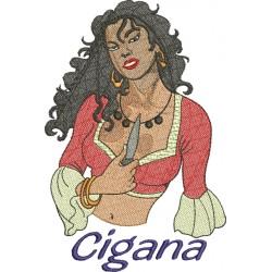 Cigana 04 - Três Tamanhos