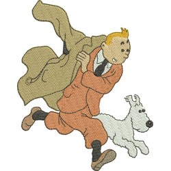 Tintin 01 - Três Tamanhos