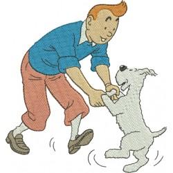 Tintin 02 - Três Tamanhos