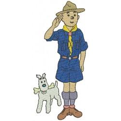 Tintin 05 - Três Tamanhos