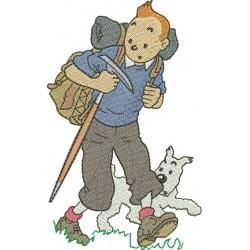 Tintin 06 - Três Tamanhos