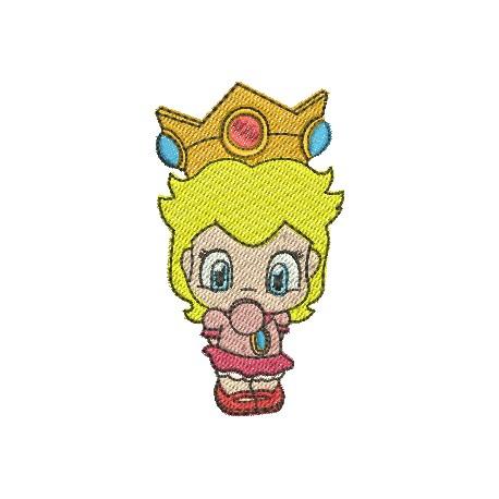 Princesa Peach Baby 07