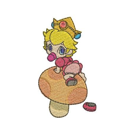 Princesa Peach Baby 08