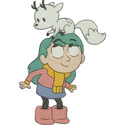 Hilda 04 - Três Tamanhos