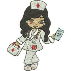 Jolie Enfermeira 02