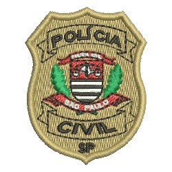 Máscara 193 - Policia Civil São Paulo