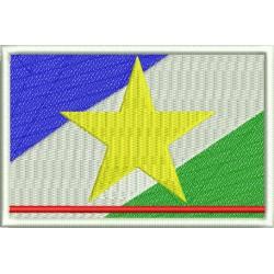 Bandeira de Roraima - 4 Tamanhos