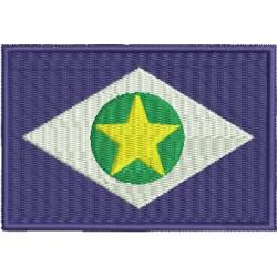 Bandeira do Mato Grosso - Três Tamanhos
