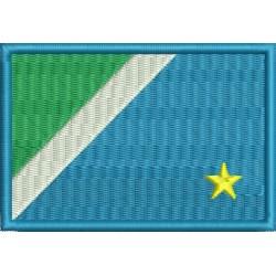 Bandeira do Mato Grosso do Sul - Três Tamanhos