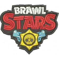 Logo Brawl Stars - Três Tamanhos
