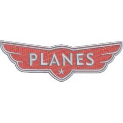 Logo Planes - Três Tamanhos