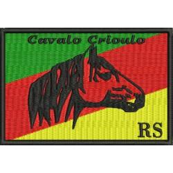 Bandeira Cavalo Crioulo