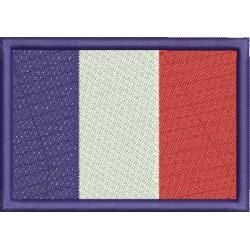 Bandeira da França - 4 Tamanhos