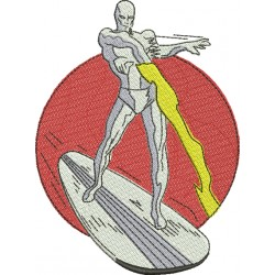 Surfista Prateado - Três Tamanhos