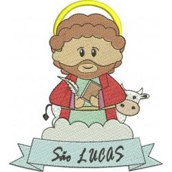 São Lucas 00 - Três Tamanhos