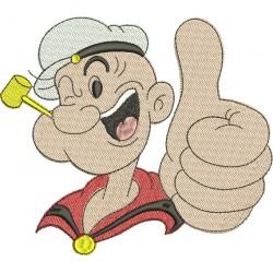 Popeye 01 - Três Tamanhos