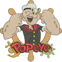 Popeye 14 - Três Tamanhos