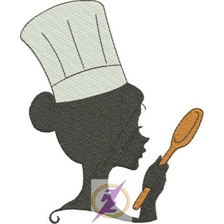 Cozinheira 07 - Grande