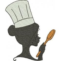 Cozinheira 07 - Pequeno