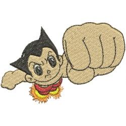 Astro Boy 07 - Três Tamanhos
