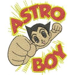 Astro Boy 08 - Três Tamanhos