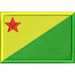 Bandeira do Acre - Três Tamanhos