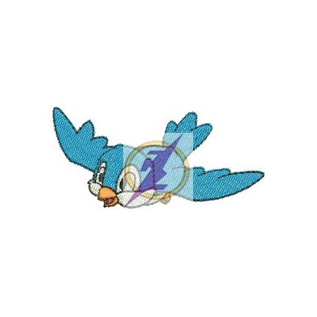 Pássaro 01