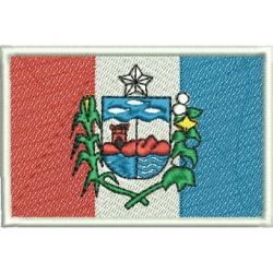 Bandeira de Alagoas - Três Tamanhos
