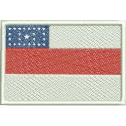 Bandeira do Estado do Amazonas - Três Tamanhos