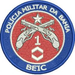 Policia Militar do Estado de Goiás - BEIC