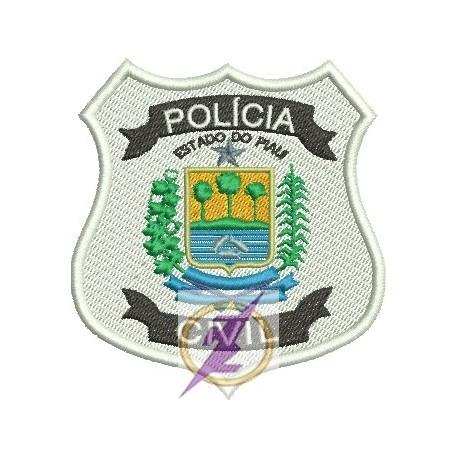 Brasão Polícia Civil do Piauí