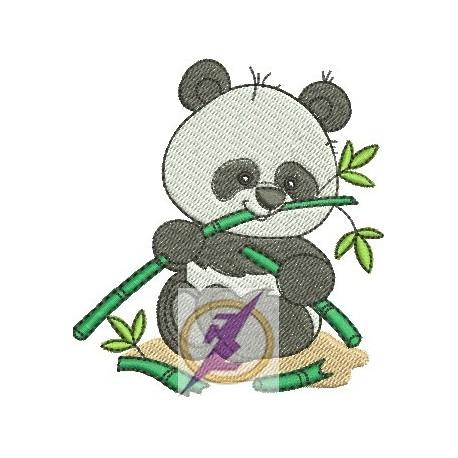 Ursinho Panda 01
