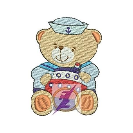 Ursinho Marinheiro 01