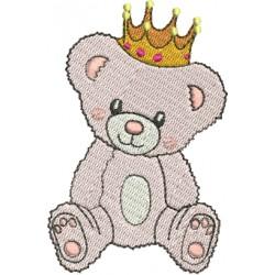 Ursinha Princesa 01